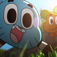 Amazing World Of Gumball Puzzle