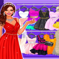 Dress Up Wheel - Dress Up Game