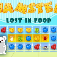 Hamster Lost In Food