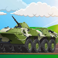 Military Vehicles Jigsaw